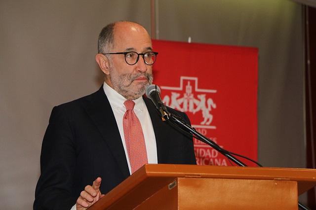 La ciencia jurídica necesita de otras disciplinas: Cossío Díaz