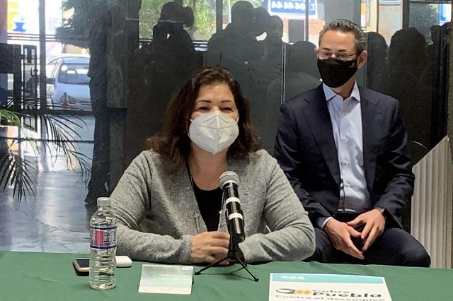 Banqueteros piden permisos para reabrir en Puebla