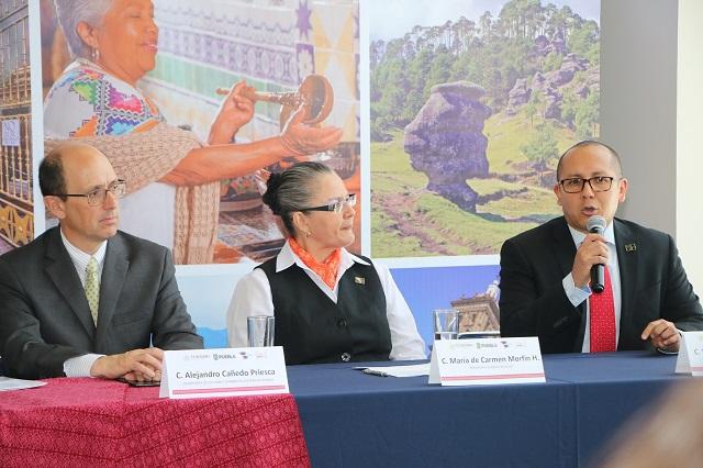 Anuncian en Ibero Puebla congreso internacional sobre turismo