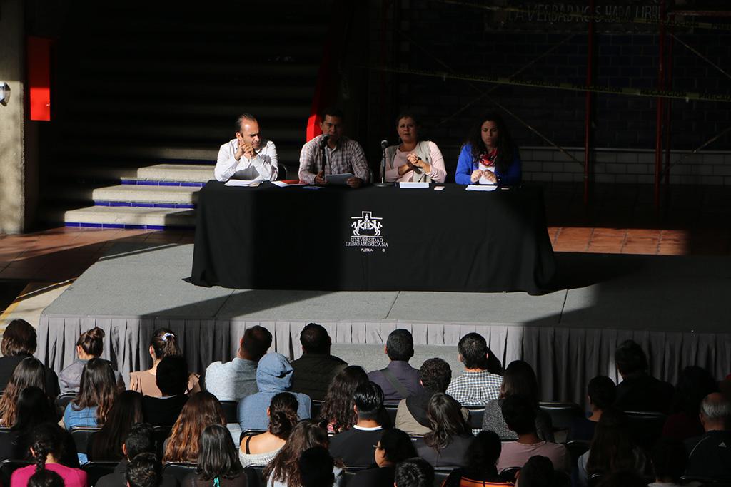 Trabajo conjunto y solidario, crucial para reconstrucción: Ibero Puebla