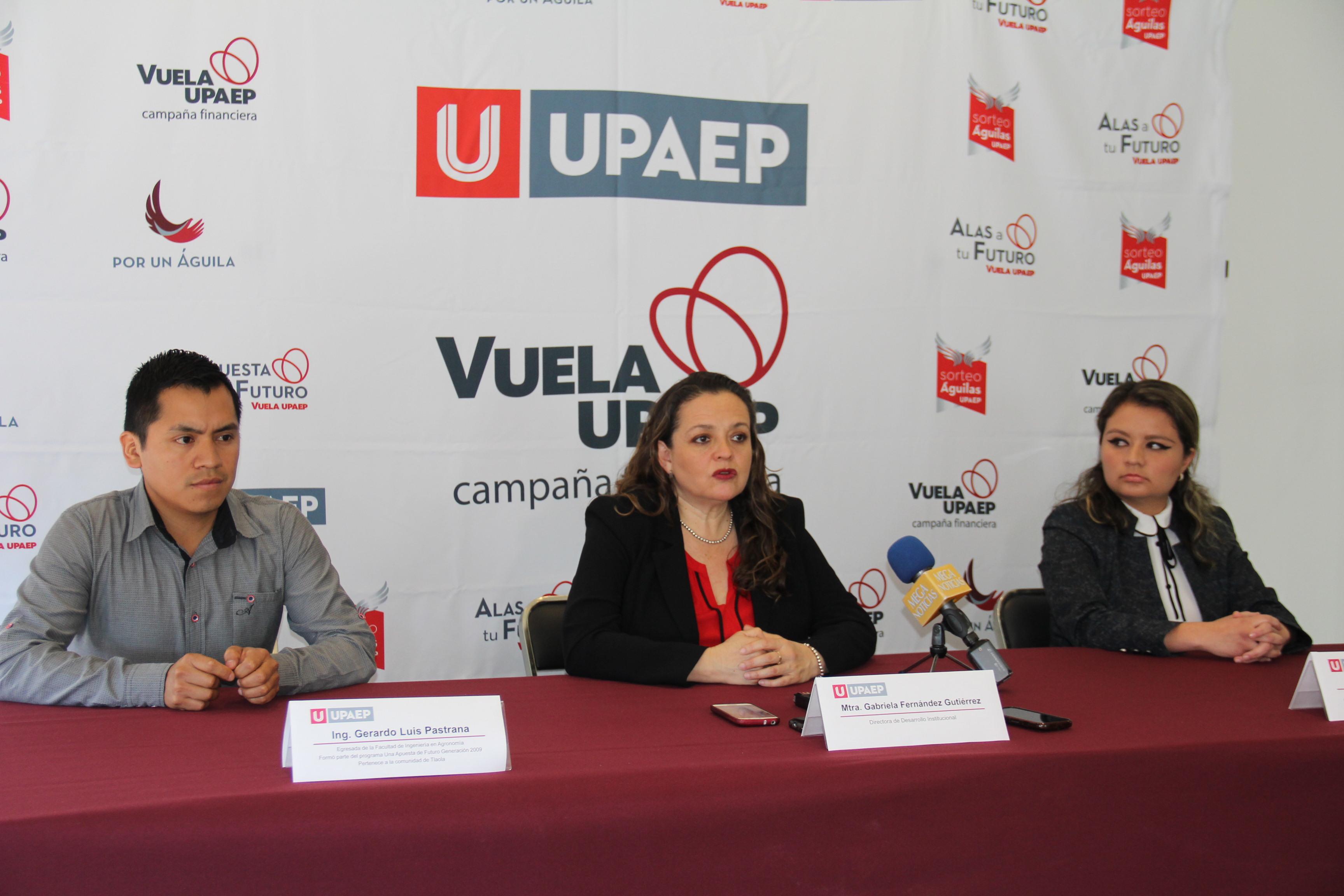 Programa Una Apuesta de Futuro, de la UPAEP, cumple  10 años