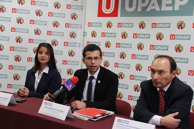 UPAEP y Kybernus firman convenio de colaboración académica