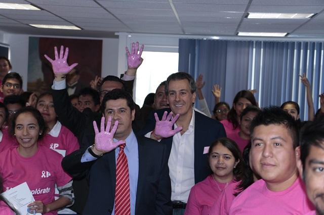 Necesario difundir prevención del cáncer de mama: José Chedraui