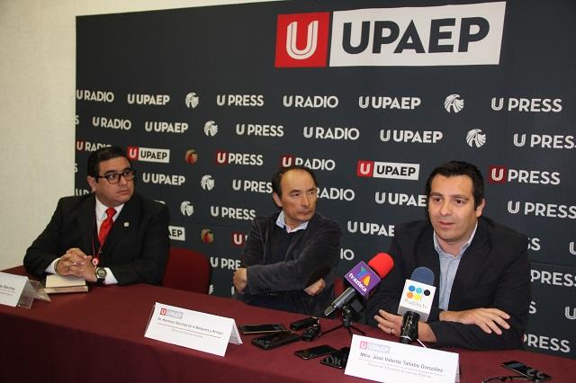 Conciliar, primera tarea de Pacheco Pulido, señalan académicos Upaep