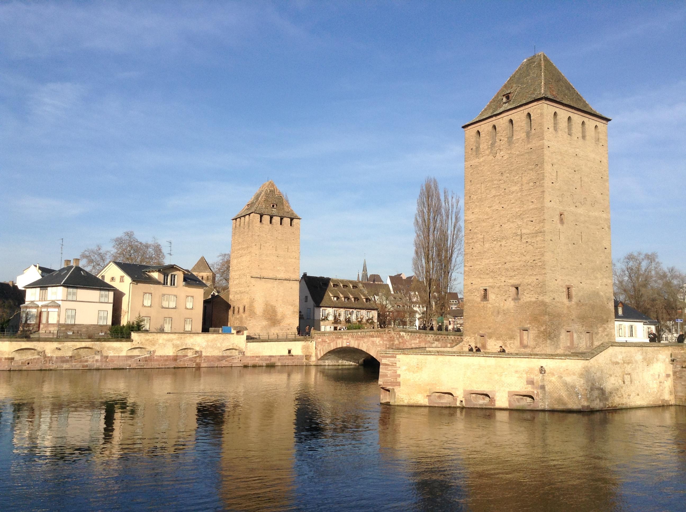 De París a Estrasburgo, un guiño a la historia alsaciana