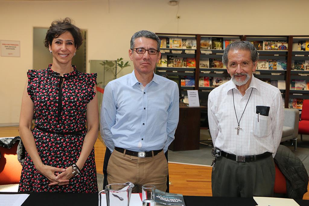 Presentan libro sobre la historia de la Compañía de Jesús en México