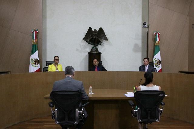 El PES no recibirá dinero para la elección a la gubernatura de Puebla