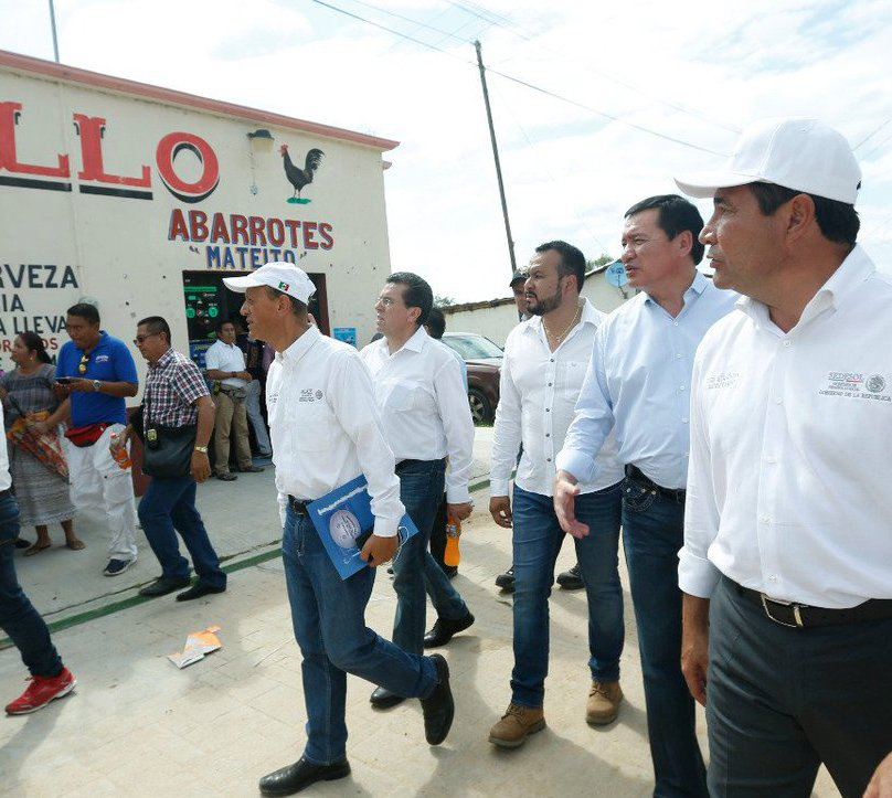 Atenderá SEDATU reconstrucción de viviendas en estados afectados: Lastiri
