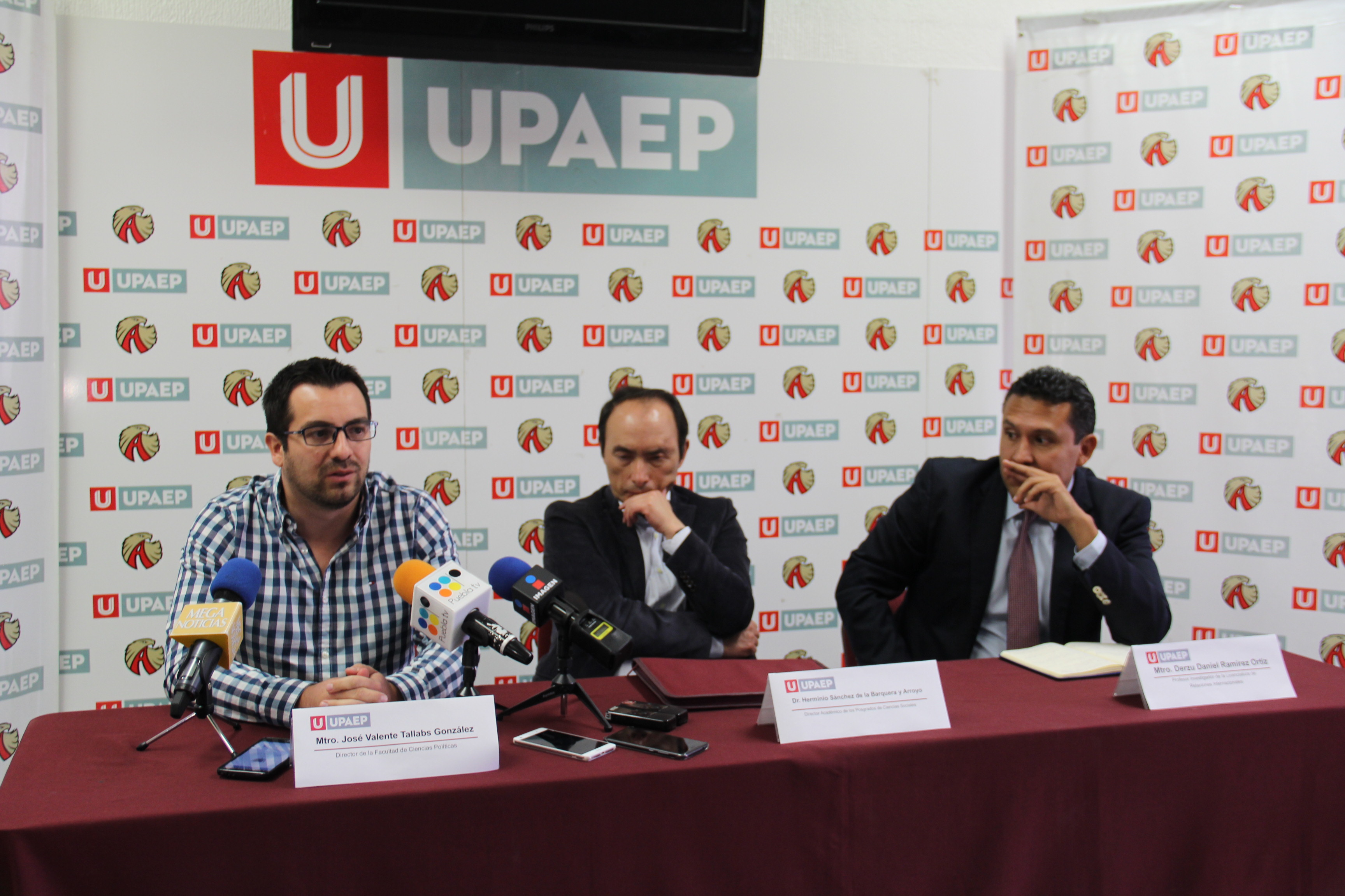 Académicos UPAEP destacan doble estructura de las fuerzas armadas