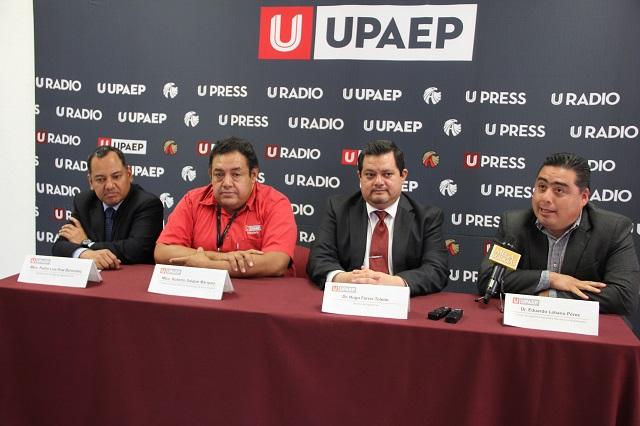 Presentan la oferta educativa de la Upaep en ingenierías