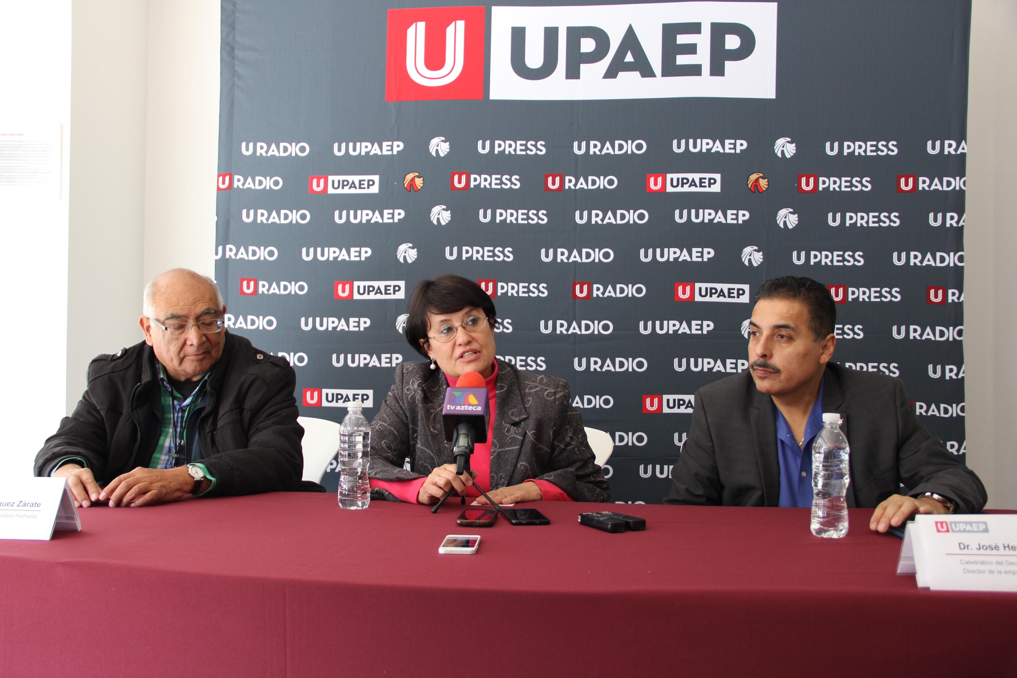 Congreso en la UPAEP analiza la migración ligada a la salud