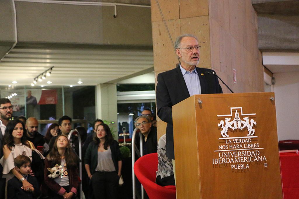IBERO Puebla inaugura la XI   Bienal Puebla de los Ángeles