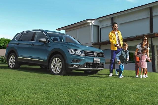 Suma VW a su catálogo la Tiguan Edición Especial hecha en Puebla