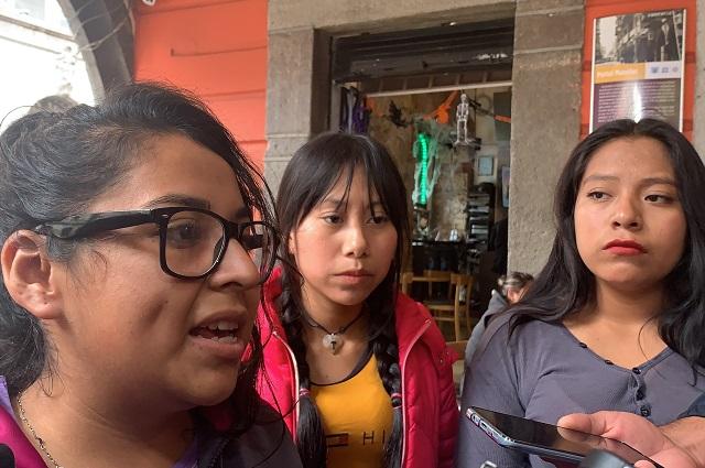 Cruzan acusaciones normalistas de Teteles y SEP; sigue el paro