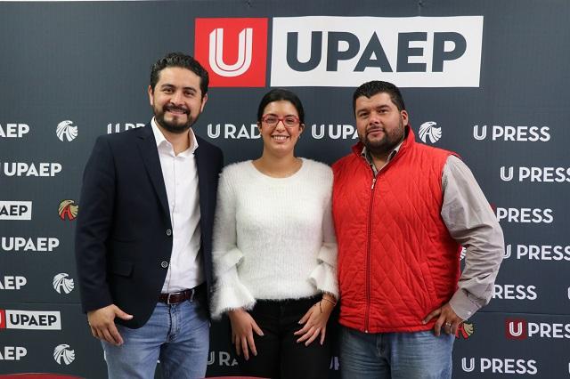 Emprendimiento, respuesta al bache económico: Upaep