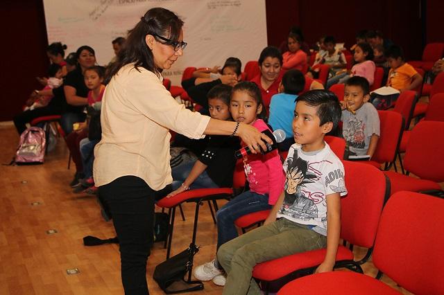 Ciudadanía y seguridad, derechos para niños y adolescentes: Ibero