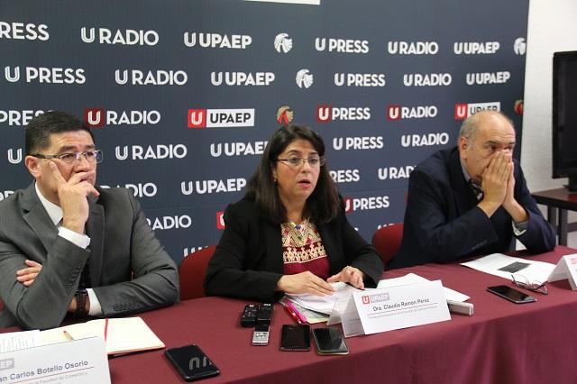 Académicos UPAEP ven a AMLO inconsistente en materia económica