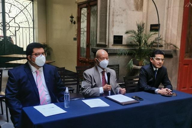 Apoyan franquicias proyecto de Eduardo Rivera para Puebla capital