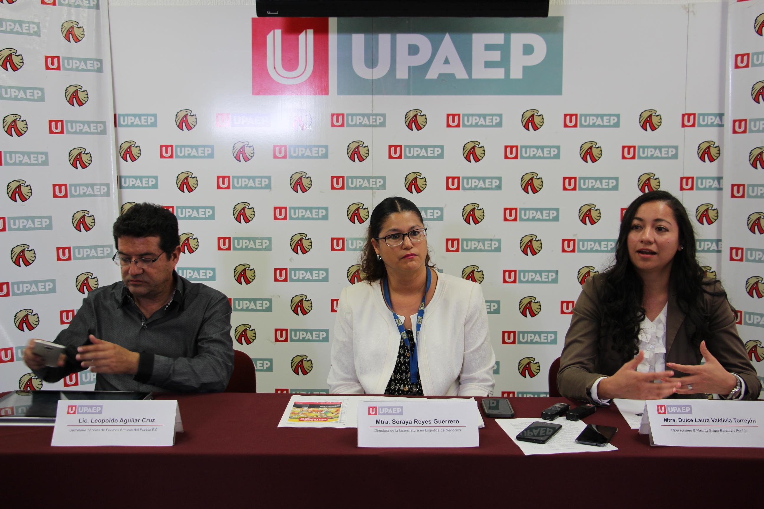 Relacionados con la logística, 6 de cada 10 empleos, señala Upaep