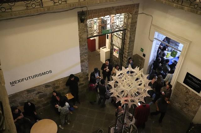 Mexifuturismos: arte, tecnología y artesanía en Museo Tec