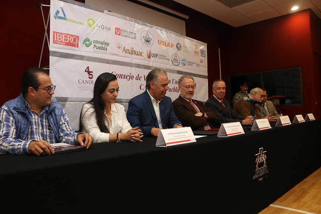 IBERO Puebla y CANIRAC, juntas  para enaltecer gastronomía poblana