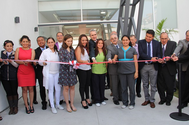 UPAEP inaugura su Centro de Salud Integral; es un orgullo, dice rector