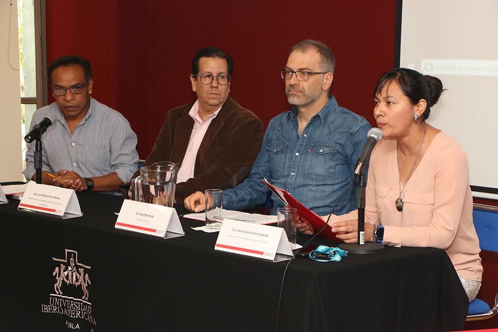 Inaugura IBERO Puebla Diplomado Latinoamericano de Derechos Humanos