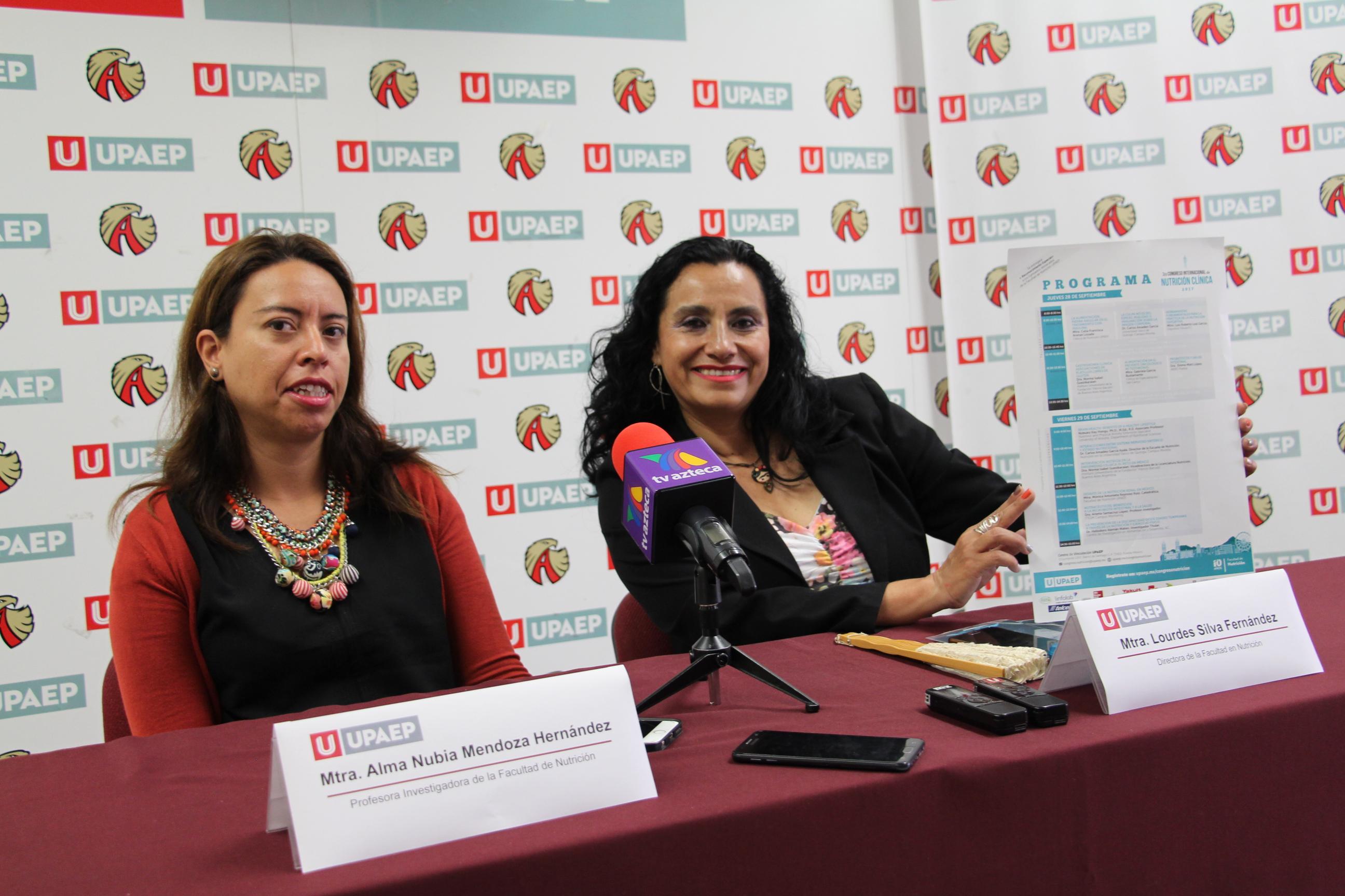Facultad de Nutrición UPAEP celebrará 10 años de fundada