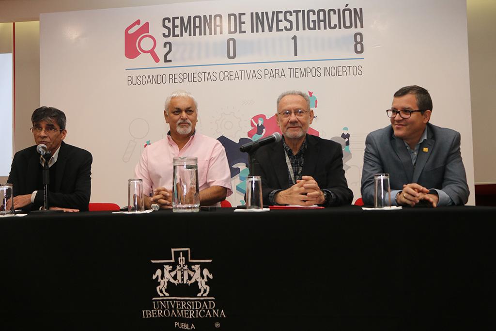 Apuesta IBERO Puebla por desarrollo de investigación con sentido social