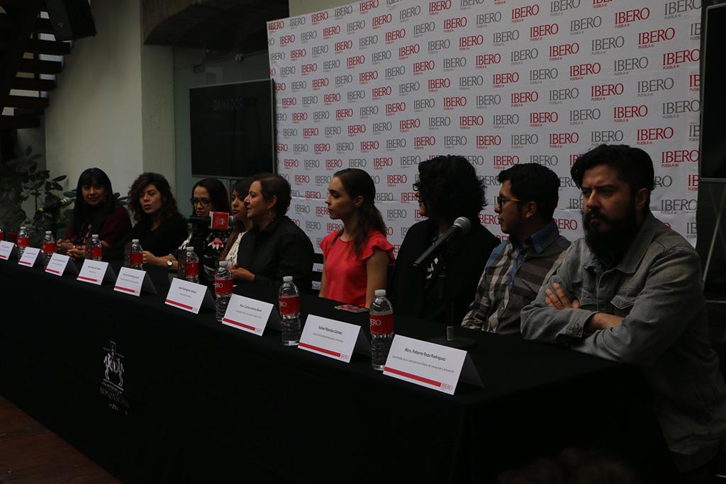 Reconocimientos en Premio México Diseña obtiene la IBERO Puebla