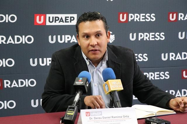 Saldo negativo para México en 2 años de Trump: docente Upaep