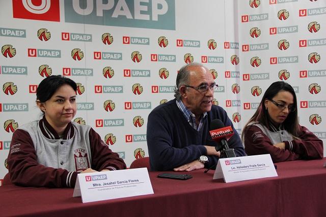 Presenta Upaep la Feria de Prácticas Profesionales, Primavera 2018