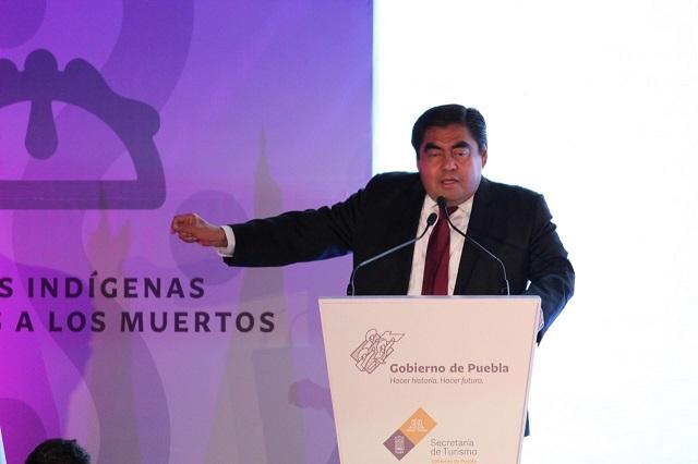 Presentan nueva Marca Destino para promocionar a Puebla