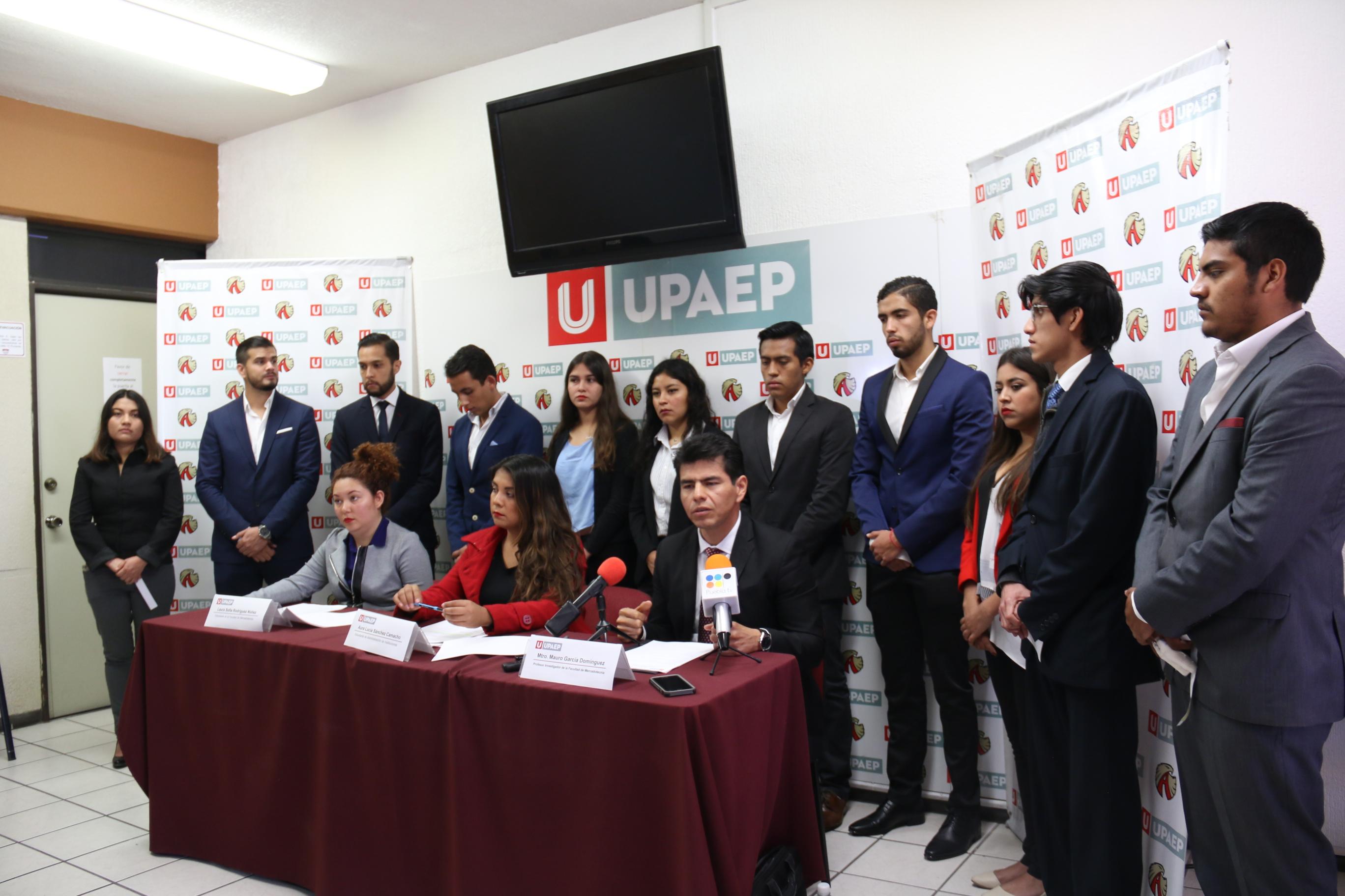 Los millennials son indiferentes ante la política mexicana: UPAEP