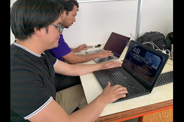 Invitan a alumnos BUAP a Bélgica tras ganar Ocean Hackathon