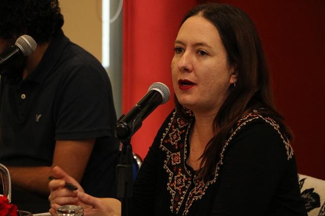 Presentan en la Ibero Puebla libro sobre historias de vida de desaparecidos