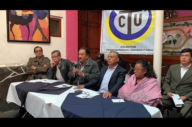 Bufete de la BUAP dejó pasar agravios a ciudadanos, reprochan