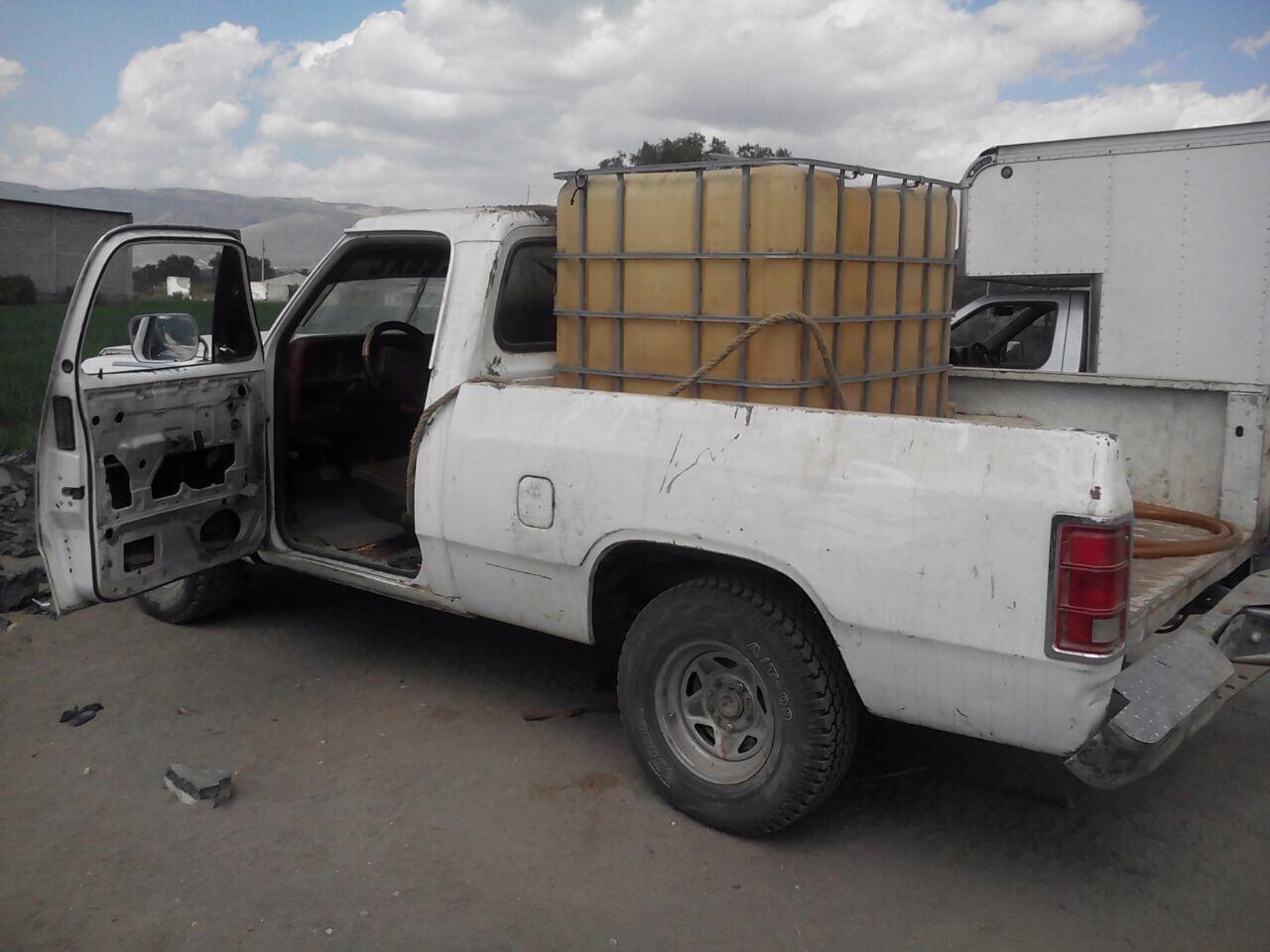 SSP encabezó detención de personas y vehículos por robo de combustible