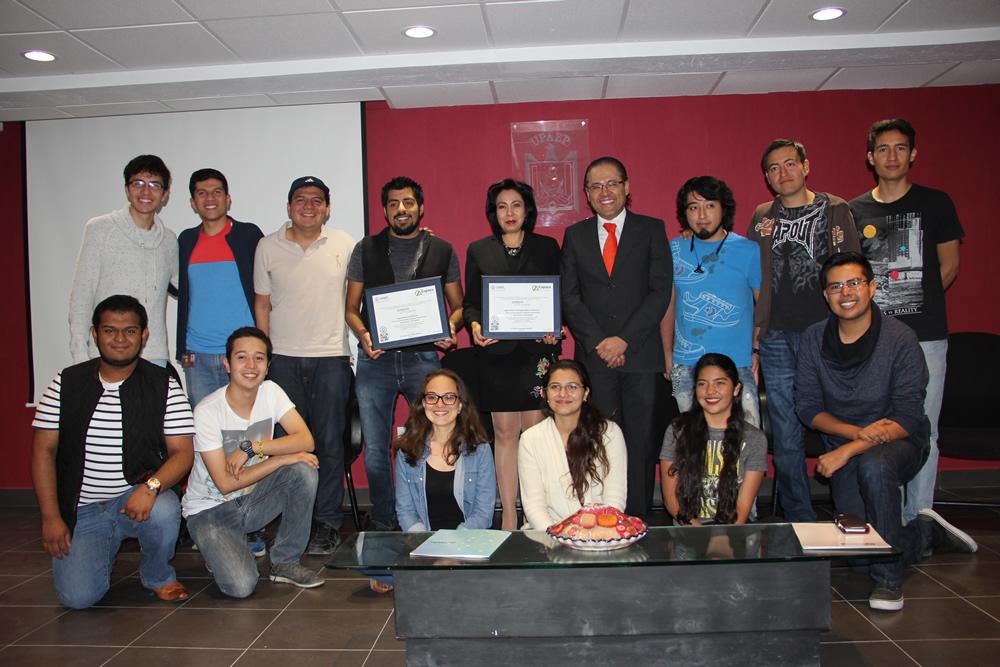 Acreditan Ingenierías en Computación y Sistemas de UPAEP