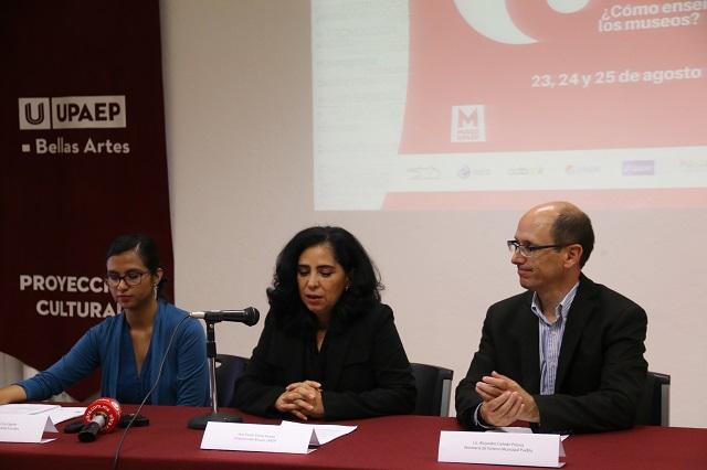 UPAEP organizará 3er Encuentro Internacional de Museos en Puebla