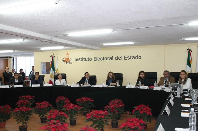 Instalaron los cuatro Consejos Distritales del INE