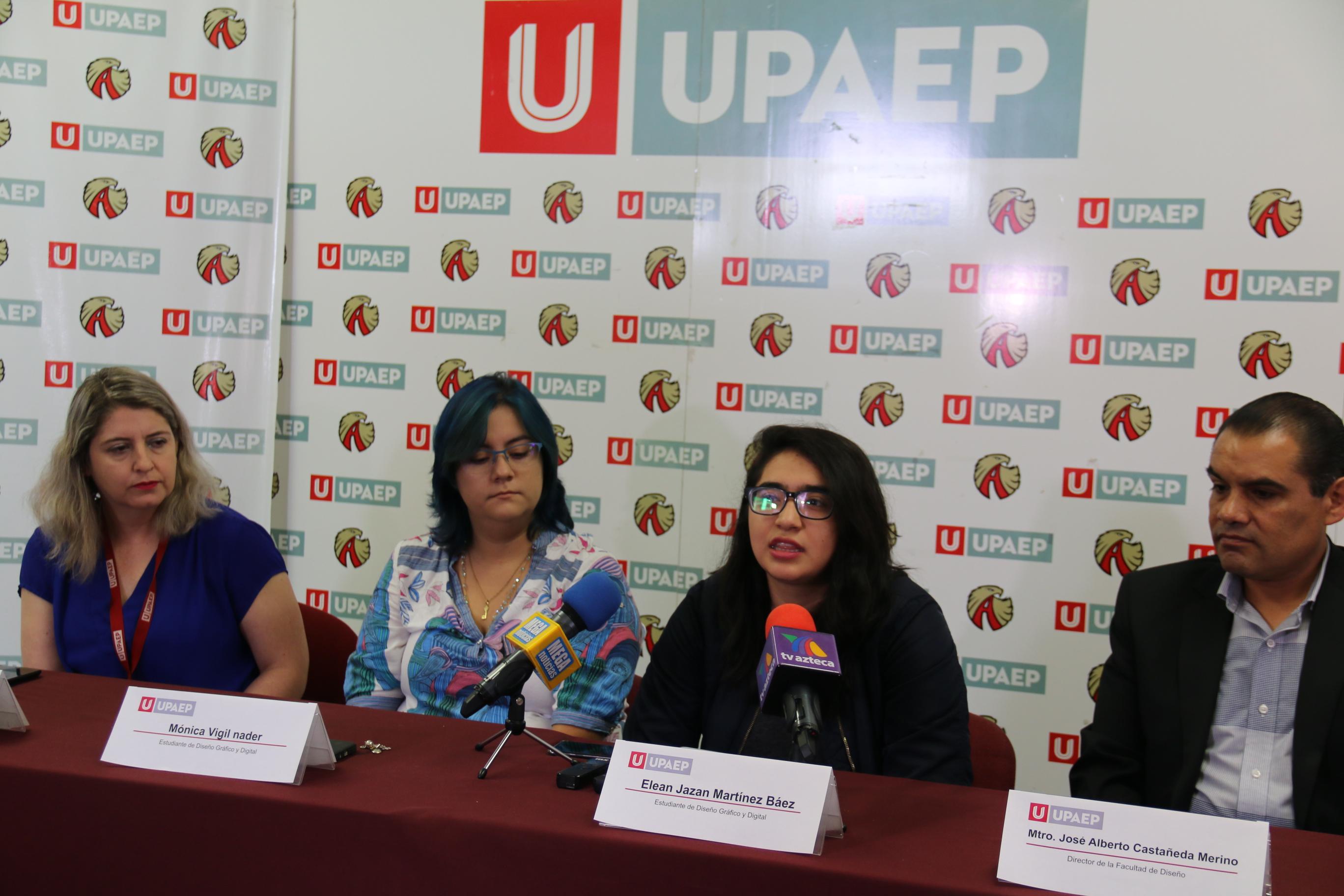 Proyectos de Diseño Gráfico UPAEP buscan impactar en comunidades
