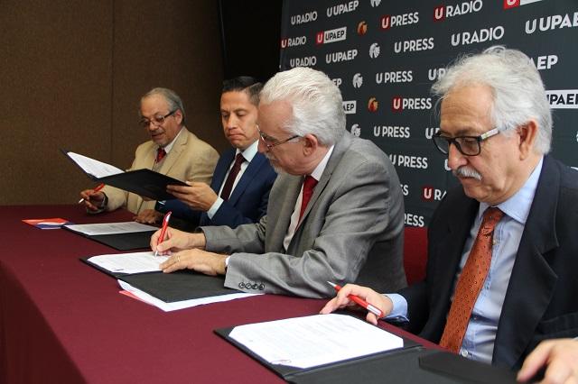 UPAEP y Fundación AMS harán  Seminario de Labio Paladar Hendido