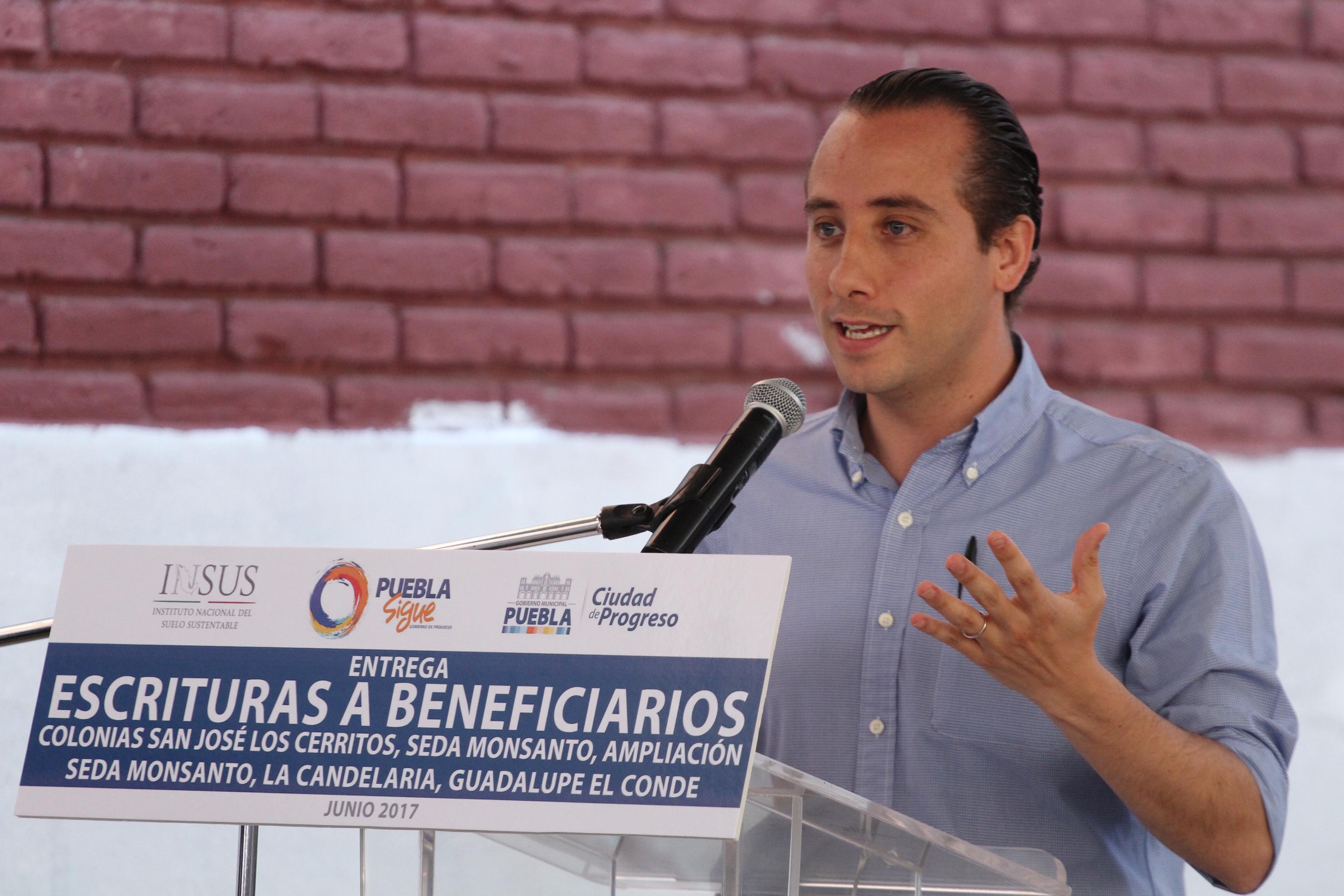 Mario Riestra se muestra a favor de un frente amplio