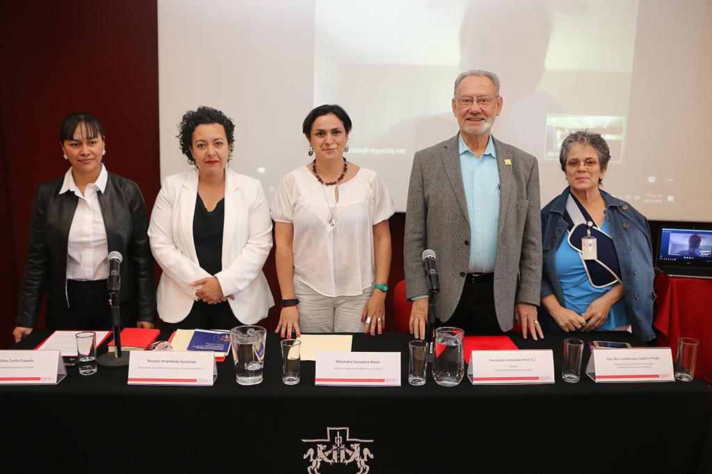 Instituto Ignacio Ellacuría, de IBERO  Puebla celebra su octavo aniversario