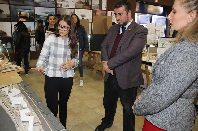 Ibero Puebla presenta Expo de proyecto académicos