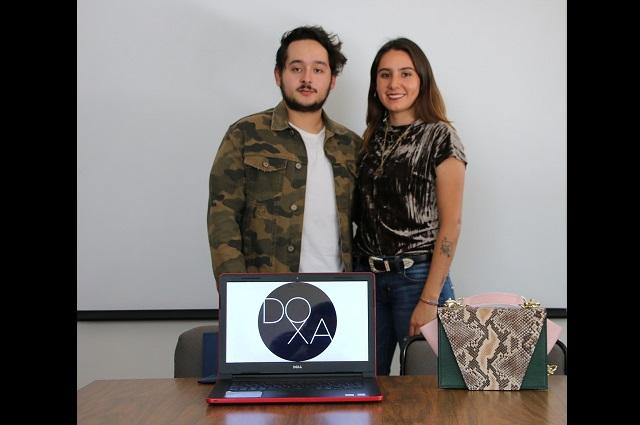 Egresados de la Ibero Puebla, al frente de DOXA, moda mexicana