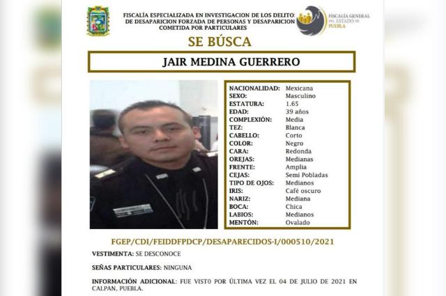 Ejecutan en Acapulco a elemento de GN desaparecido en Puebla