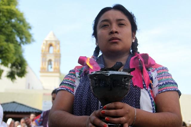 Admite la CNDH nulos avances en Puebla para consultas indígenas