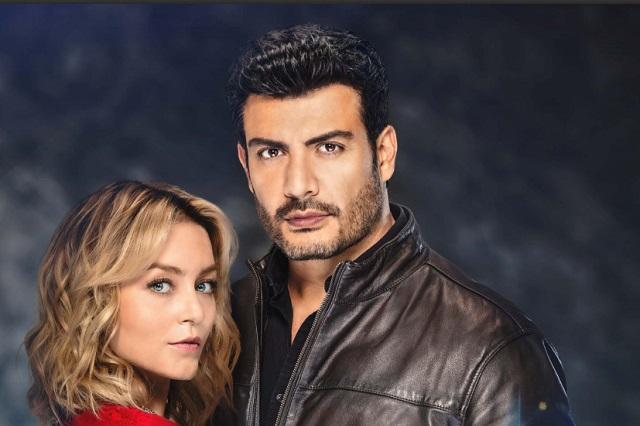 Angelique Boyer y Andrés Palacios protagonizan Imperio de Mentiras